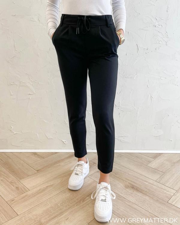 Onlpoptrash Easy Colour Black 32i Pants
