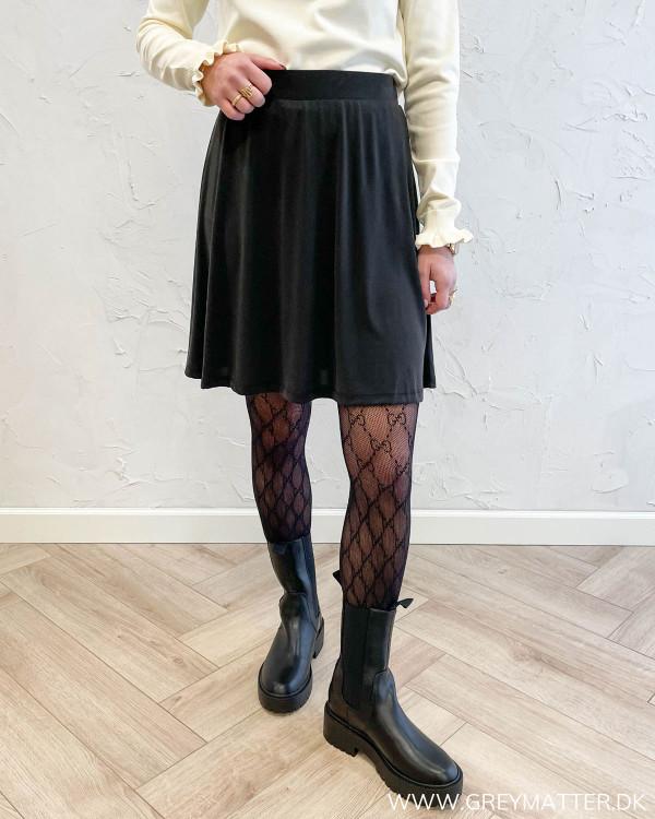 Pckamala Black Skirt