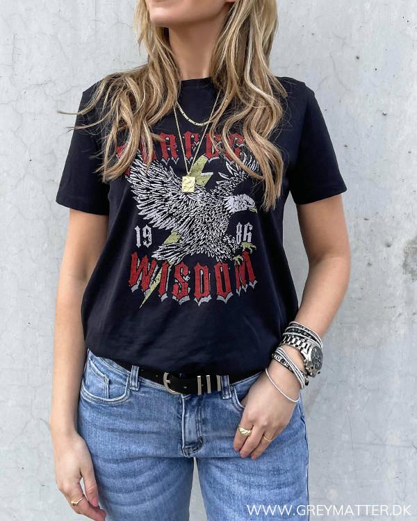 Eagle t-shirt til damer fra Vila