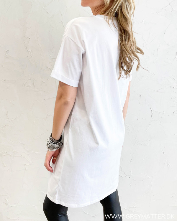 Pcria Bright White S/S Dress