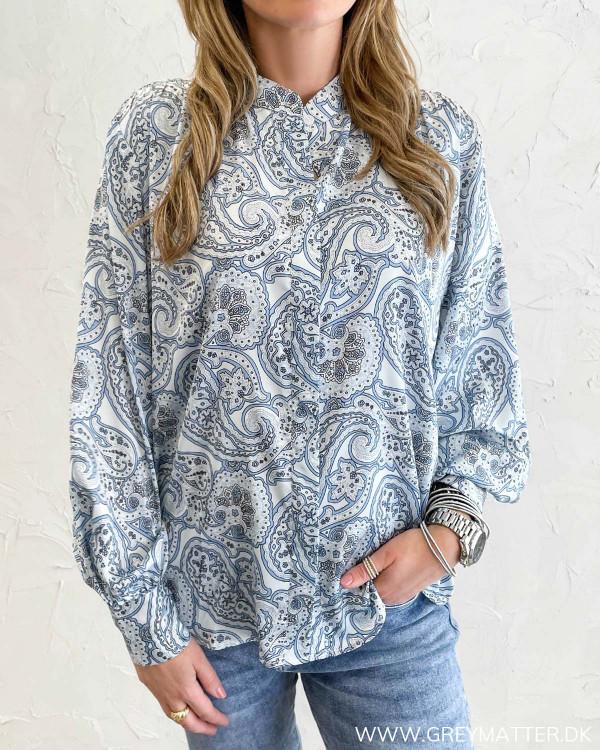 Cornelia Sky Silhouette Shirt