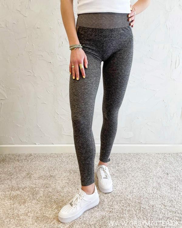 Pclixy Seamless Medium Grey Sphinx Lounge Leggings