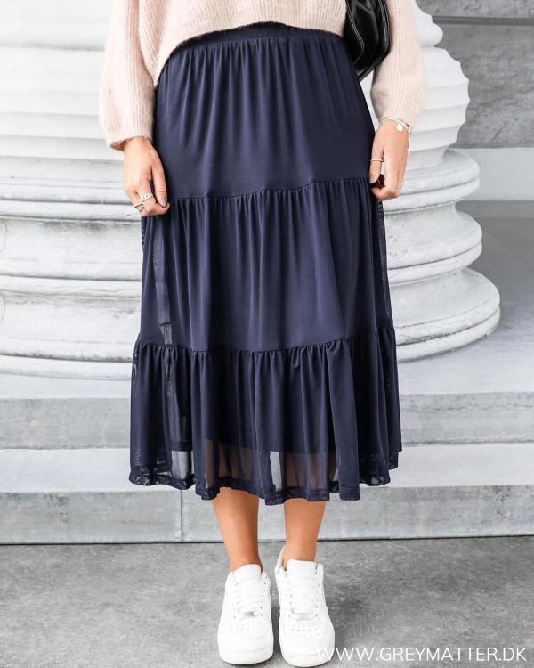 Vila Vidavis Navy Skirt