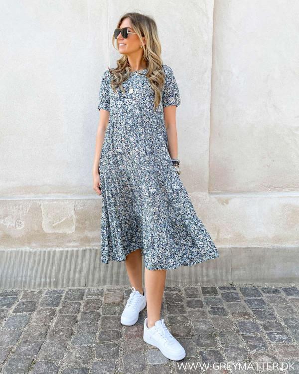 Midi dress fra Only med print