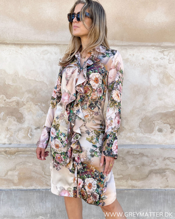 Karmamia kjole med smukt print