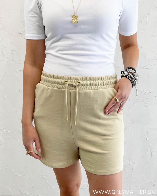 Sweat shorts fra Only til damer