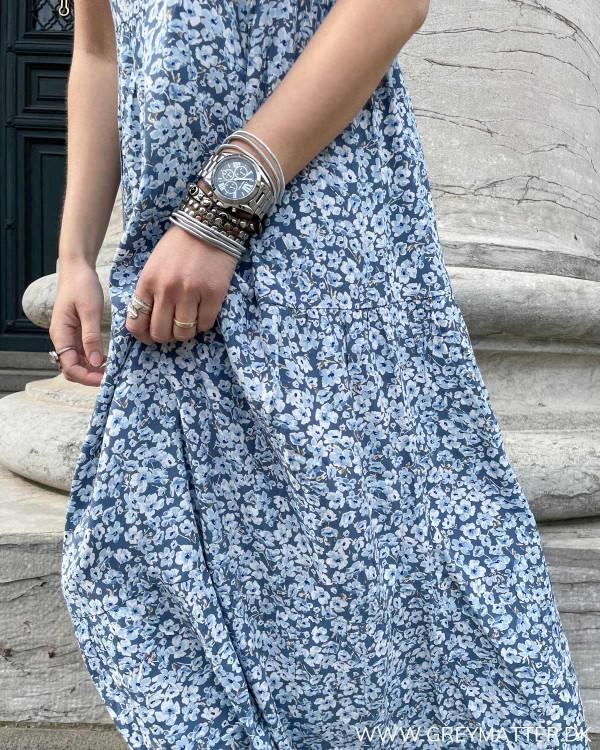 Blå kjole fra Only