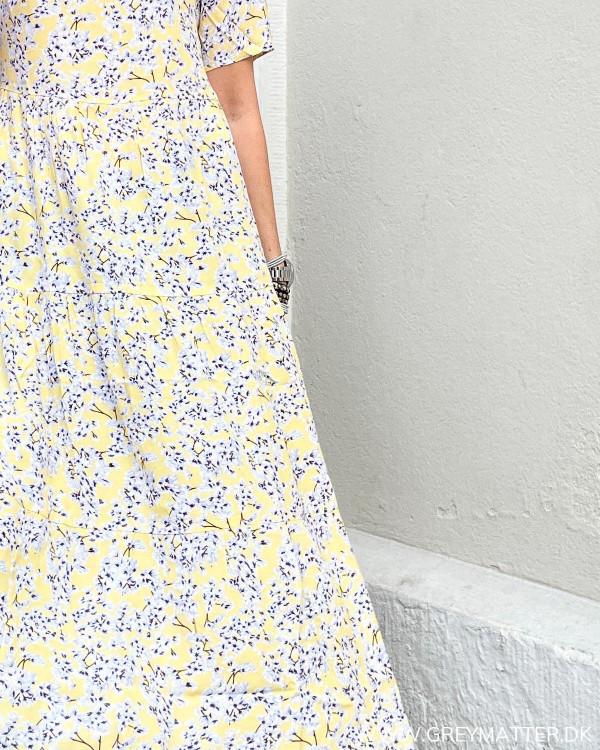Printede kjoler til sommeren