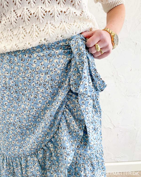 Printede nederdele til damer