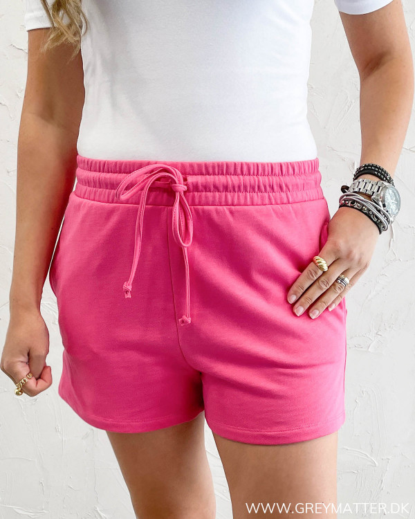 Pink shorts fra Only