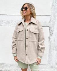 Viandra Natural Melange Jacket