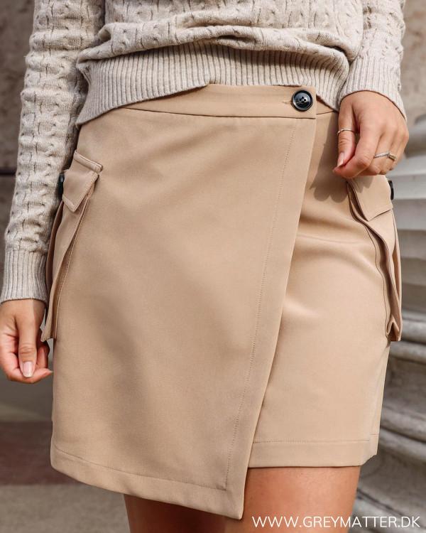 Nederdel med lommer fra Neo Noir