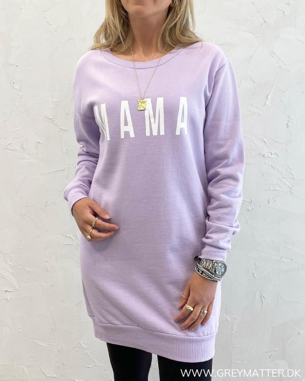 Mors dag gave sweatshirt med Mama skrift