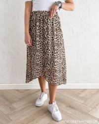 Pctia Leo Midi Skirt