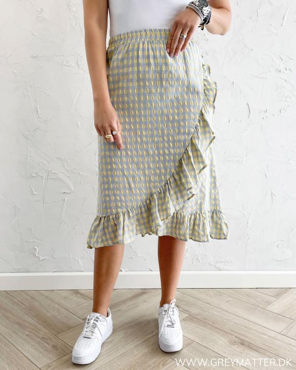 Sommer nederdel fra Vila med tern