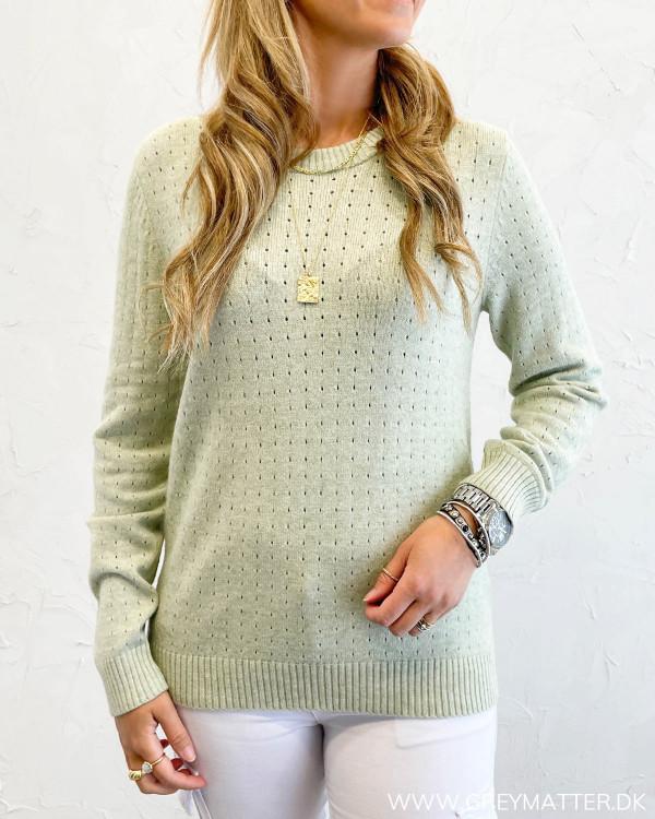 Strik trøjer til damer, se det store udvalg af strik trøjer