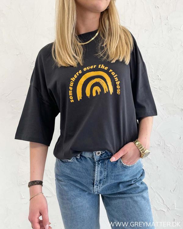 Oversize T-shirt til kvinder