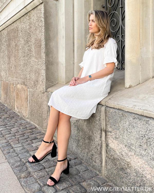 Hvide sommerkjoler til damer fra Pieces