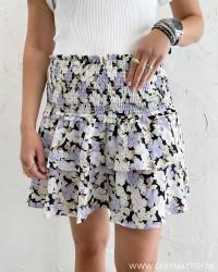 Onlnova Lux Mette Phantom Smock Skirt