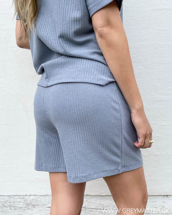 Shorts til damer med elastik