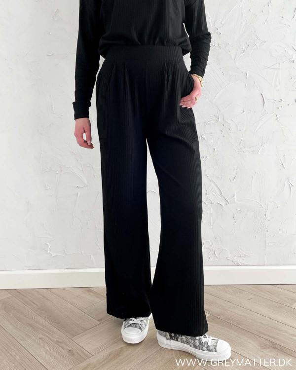 Bløde bukser til damer