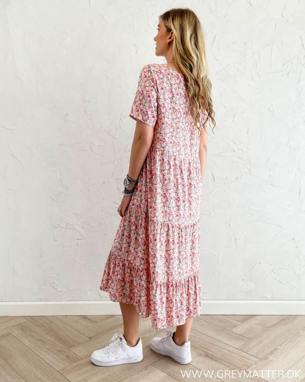 Viskose kjole fra Vila med print