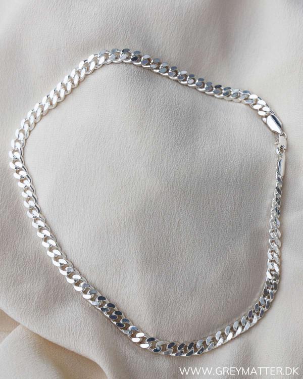 Smykke trend Panzer halskæde