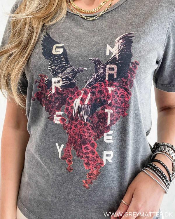 Eagle t-shirt med print fra Grey Matter Fashion