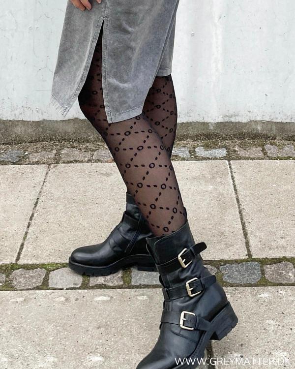 Grey matter fashion design strømpebuks