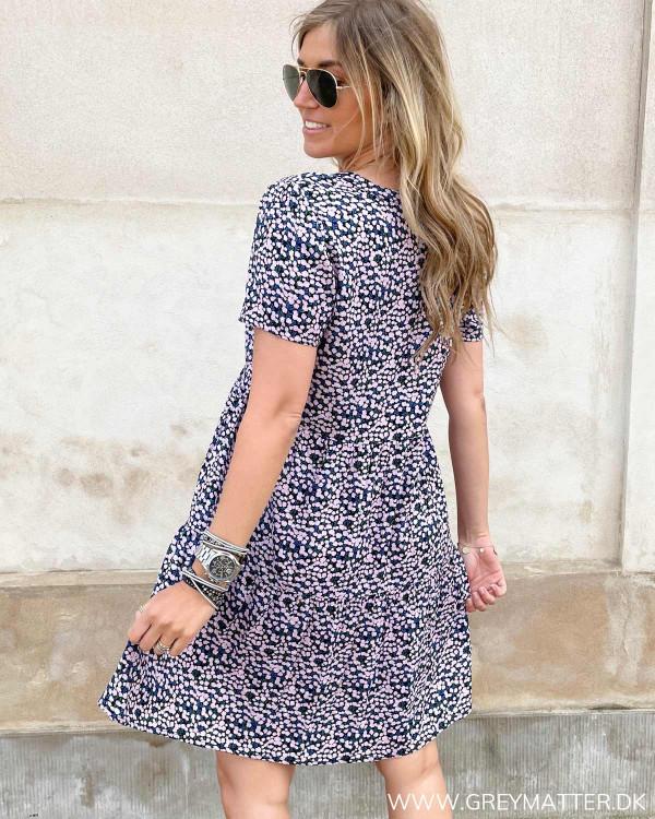 Only tunika kjole med print