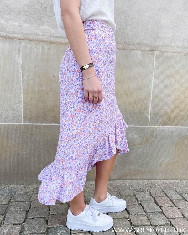Dame sommer modetøj med print