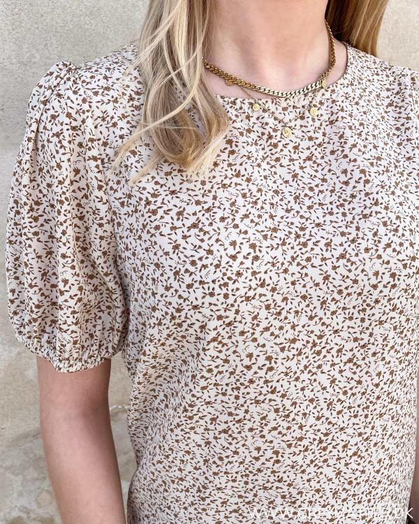 Modetøj med print til damer fra Vila