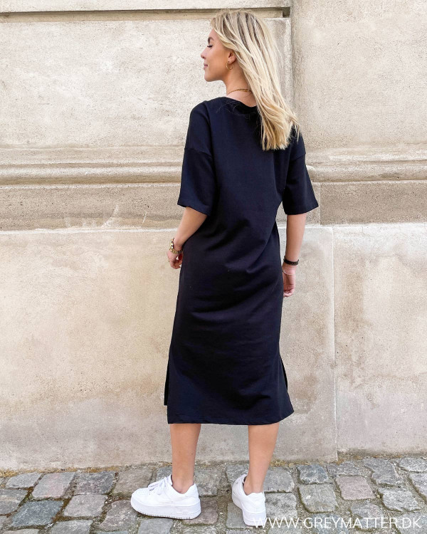 Modetøj til damer sweatkjoler