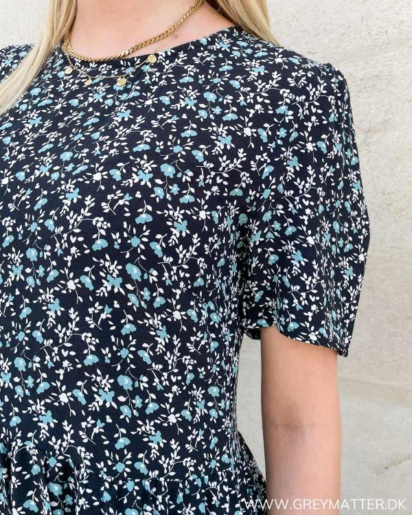 Blomster kjole fra Only
