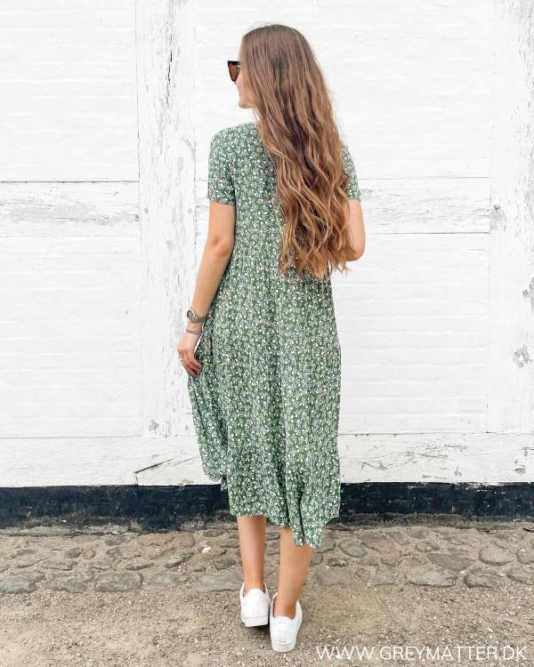 Midi kjole fra Pieces