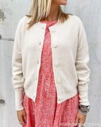 Onltori Pumice Stone Knit Cardigan