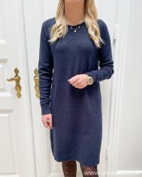 Viril Total Eclipse Knit Dress