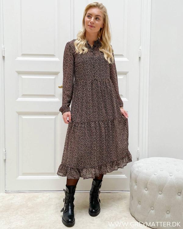 Midi kjole special edition print