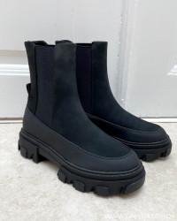 Onltola Black Chunky Boots