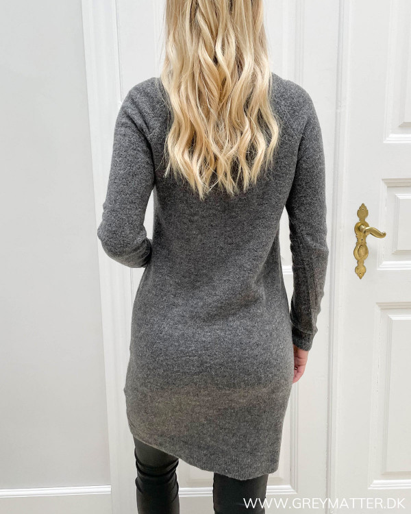 Strik kjoler til vinterens mode