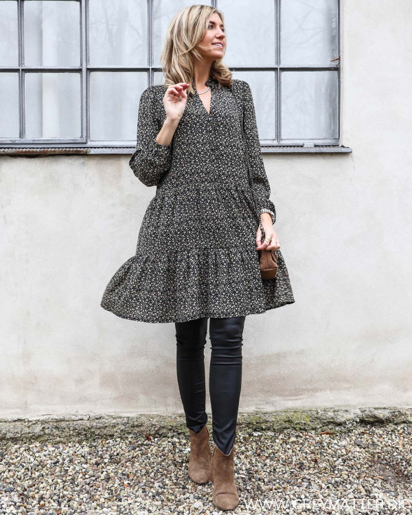 Federica Small Printed Dress