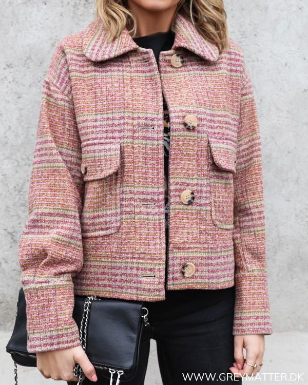 Neo Noir Joanie Light Jacket