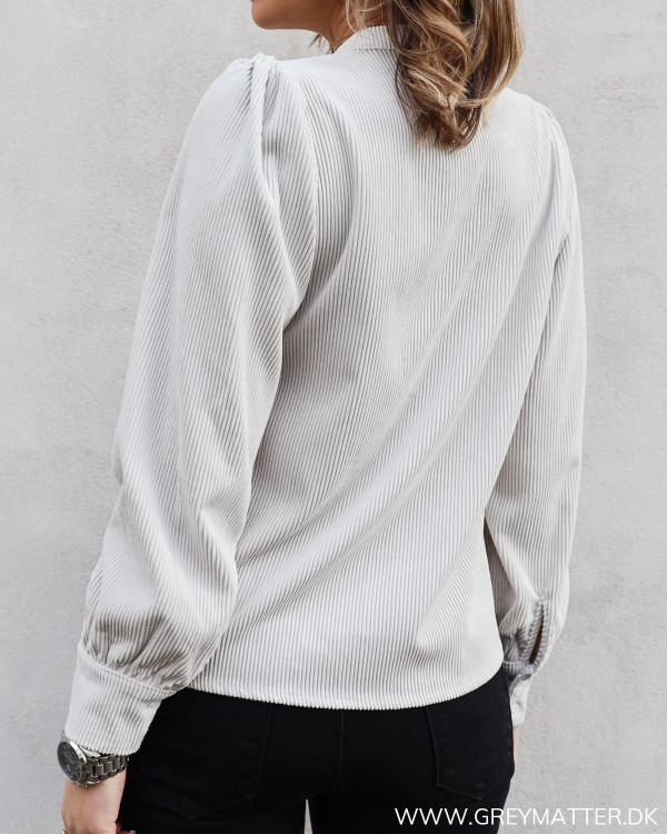 Aja Cord Sand Shirt