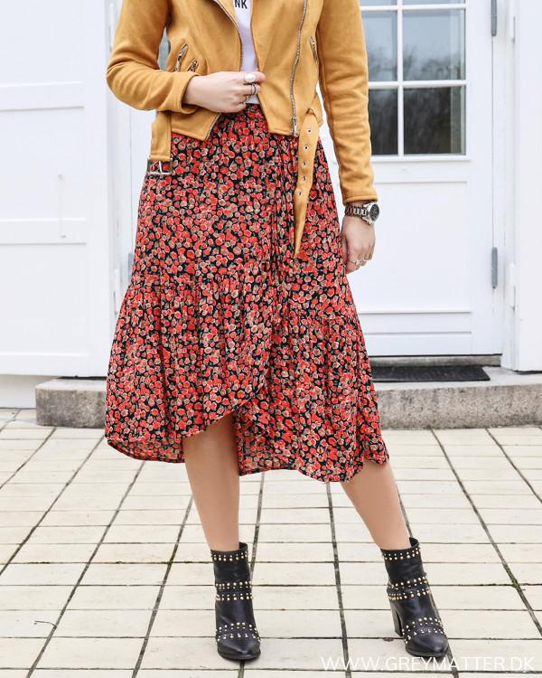 Pcadella Chili Flower Skirt