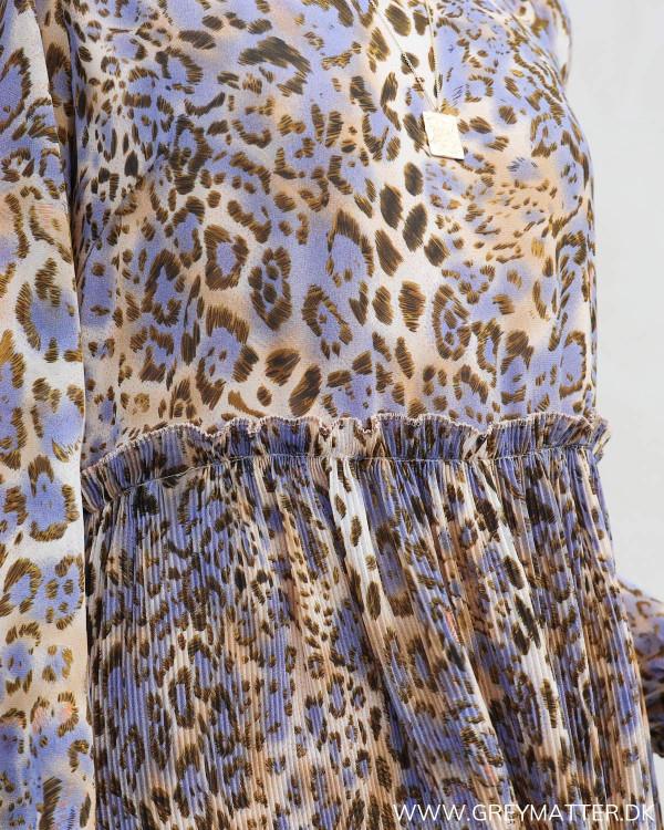 Kisser Lilac Leopard Dress