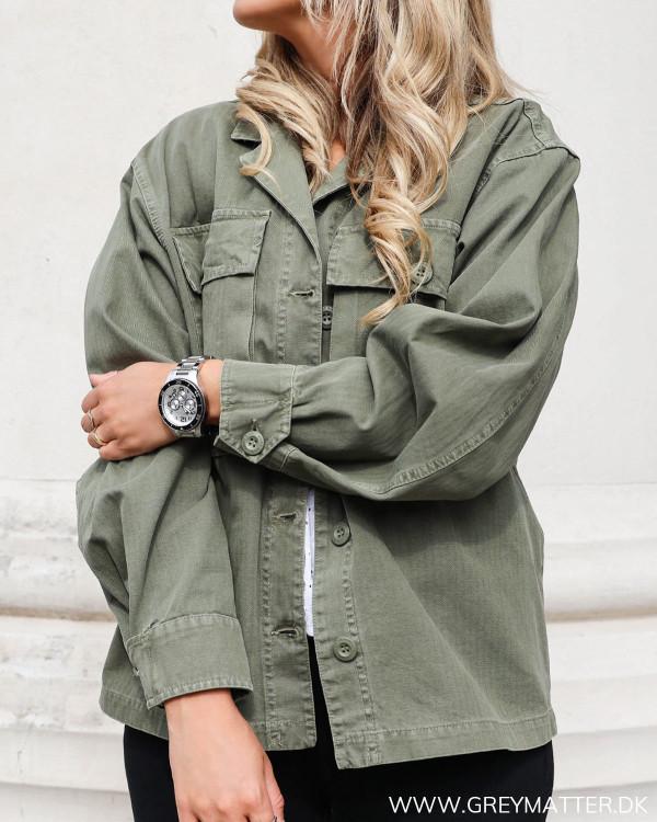 Anine Bing Sawyer Military Jacket