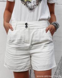 Visemah Snow White Shorts