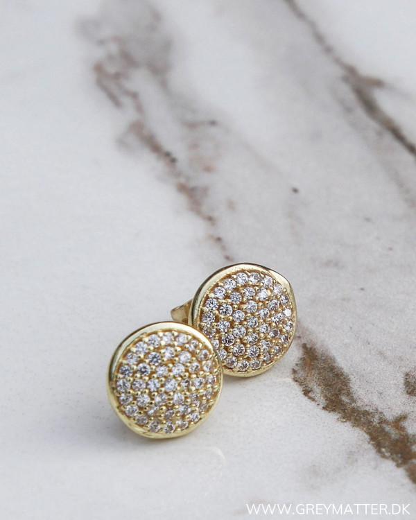 Gold Stone Glitter Sticks