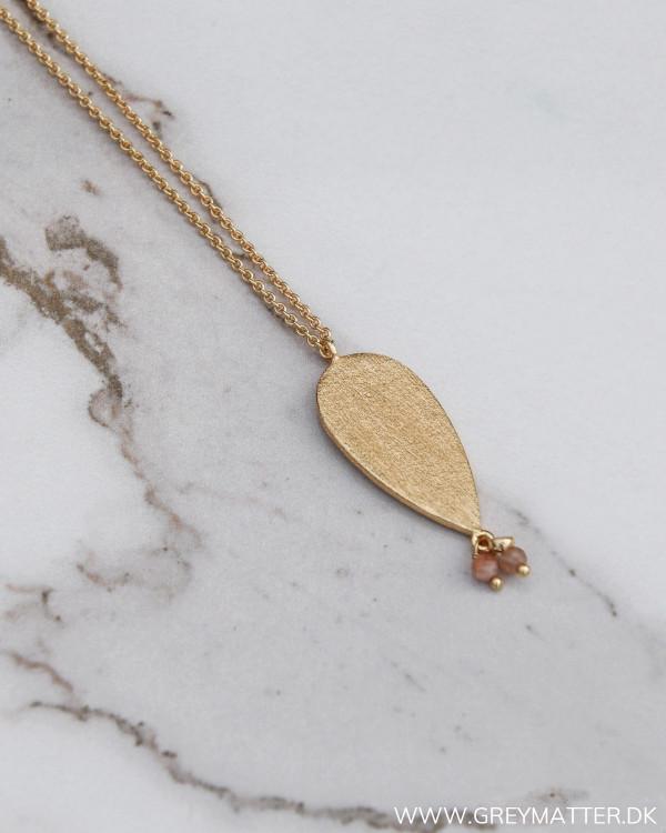 Golden Drop Chain
