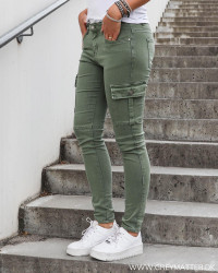 The Army Raw Cargo Pants